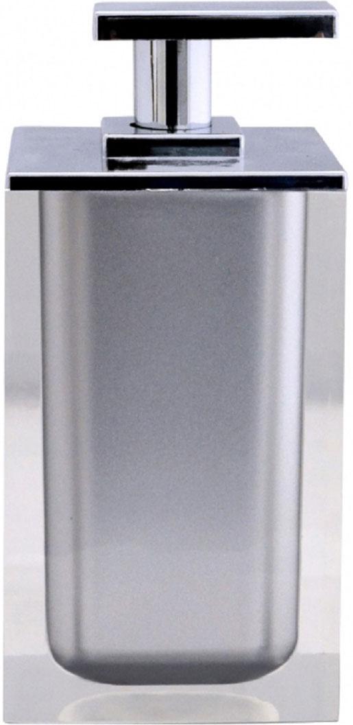 Дозатор для жидкого мыла Ridder Colours, цвет: серый, 300 мл22280507Дозатор для жидкого мыла Ridder Colours, изготовленный из экологичной полирезины, отлично подойдет для вашей ванной комнаты. Такой аксессуар очень удобен в использовании, достаточно лишь перелить жидкое мыло в дозатор, а когда необходимо использование мыла, легким нажатием выдавить нужное количество.Дозатор для жидкого мыла Ridder Colours создаст особую атмосферу уюта и максимального комфорта в ванной. Объем дозатора: 300 мл.