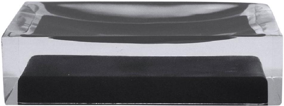 Мыльница Ridder Colours, цвет: черныйA5025Изделия данной серии устойчивы к ультрафиолету, т.к. изготавливаются издобротной полирезины.Экологичная полирезина - это твердый многокомпонентный материал на основесинтетической смолы, с добавлением каменной крошки и красящих пигментов.