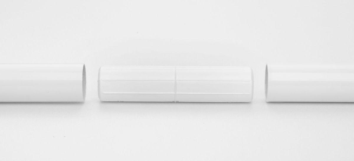 Высококачественная немецкая угловая штанга, размером 80 х 80 см, выполнена из алюминия.  Для предотвращения царапин на штангу из спрессованного алюминия наносится специальное покрытие.  Установка данной штанги требует сверления.  Комплект:  штанга - 2 шт  угловой соединитель - 1 шт  крепление к стене - 2 шт  саморез, дюбель - 6 шт