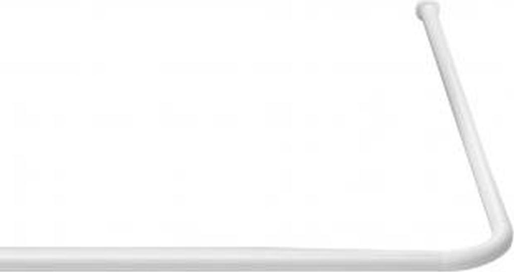 """Штанга для ванной комнаты """"Ridder"""" - это не только аксессуар для штор, но и элемент декора. Изделие выполнено из спрессованного алюминия, на который нанесено специальное покрытие для предотвращения царапин. Имеет три варианта сборки.  Оригинальная и стильная штанга дополнит интерьер вашей ванной комнаты.   В комплект входит:    - штанга - 3 части - угловой соединитель - 2 шт  - крепление к стене - 2 шт    - саморез+дюбель+шайба - 2 шт      Установка данной штанги требует сверления.     Максимальный размер: 165 х 70 см."""