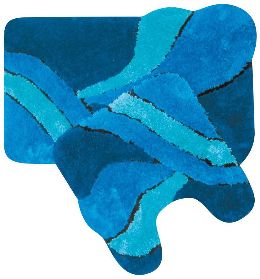 Набор ковриков для ванной Iddis Attika, цвет: синий, 50 х 80 см, 50 х 50 см, 2 штMID150ASНабор ковриков для ванной комнаты и туалета Iddis выполнен из акрила. Коврики имеют специальную латексную основу, благодаря которой они не скользят на напольных покрытия в ванной, что обеспечивает безопасность во время использования. Коврики изготавливаются по специальным технологиям машинного ручного тафтинга, что гарантирует высокое качество и долговечность.Высота ворса: 2,5 см.
