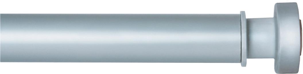 Карниз для ванной Iddis, телескопический, цвет: матовый хром, длина 110-200 см020A200I14Карниз Iddis изготовлен из алюминия. Наконечники из АВS -пластика на концах карниза позволяют надежно фиксировать карниз на стене, предотвращая скольжение и повреждение стен в ванной. Благодаря телескопическому механизму карниз можно раздвигать на ширину от 110 до 200 см.Диаметр трубки: 28 мм.