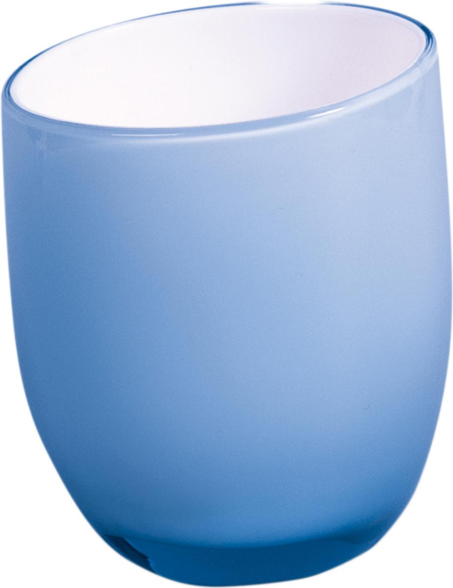 """Стаканчик для ванной комнаты """"Immanuel Repose"""", цвет: синий, белый"""