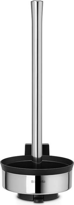 Держатель для туалетной бумаги Brabantia Profile, цвет: стальной полированный. 427206334-06Идеальное решение для хранения туалетной бумаги – рассчитан на 3 рулона.Устойчивость к коррозии – идеальное решение для ванной или туалетной комнаты.Подходит для крепления к стене – экономия места. Кронштейн в комплекте.Можно использовать на полу – нескользящее основание.Легко снимается с настенного кронштейна для тщательной очистки поверхности стены.