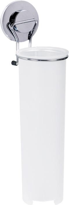 Держатель для ватных дисков Tatkraft Wild Power, 9 см х 8,5 см х 27 см держатель для фена tatkraft mega lock