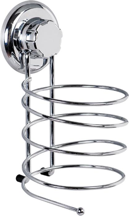 Держатель для фена Tatkraft Mega Lock, на вакуумной присоске, 10 см х 12,5 см х 18,5 см11441
