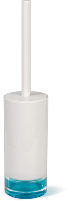 Гарнитур для туалета Tatkraft Topaz Blue, 2 предмета гарнитур для туалета tatkraft margarita 2 предмета