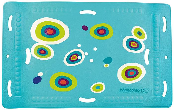 """Коврик для ванночки """"Bebe Confort"""", нескользящий с термоиндикатором, 27 см х 36 см"""