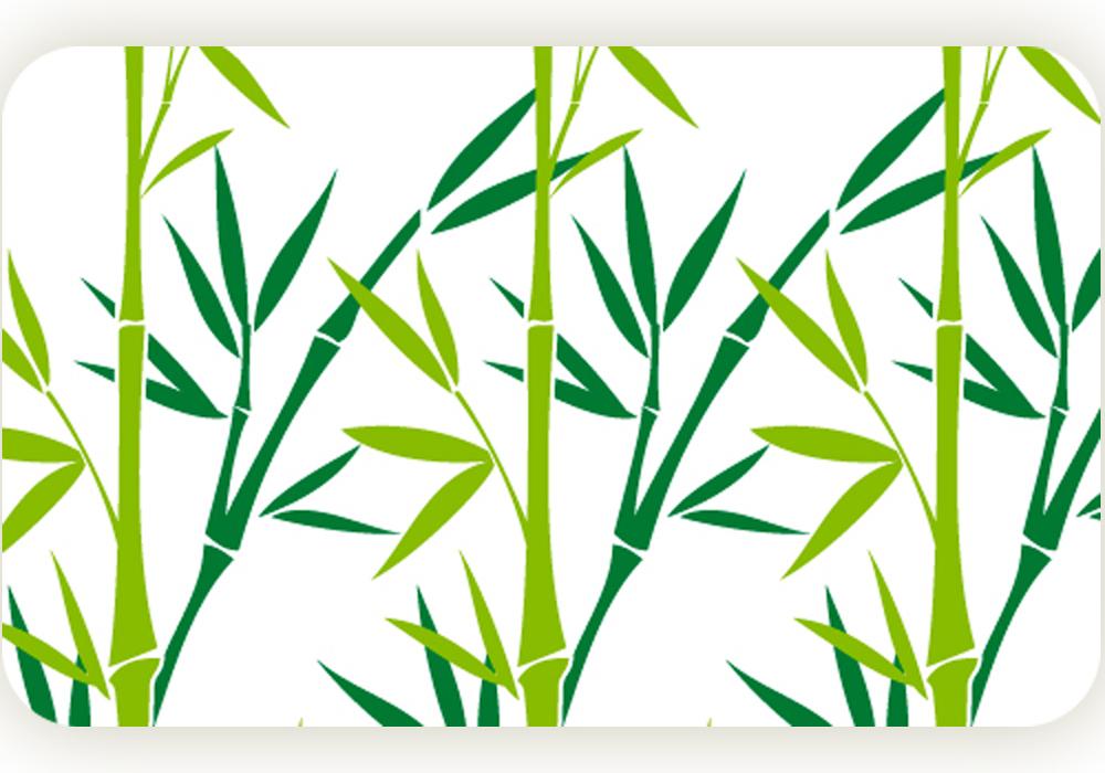"""Коврик для ванной комнаты Tatkraft """"Green Bamboo"""" изготовлен из микрофибры Ultra Soft - мягкого, приятного на ощупь материала. Коврик отлично поглощает и впитывает влагу. Основание противоскользящее. Яркий красочный рисунок в виде бамбука внесет оригинальную нотку в интерьер ванной комнаты.  Коврики Tatkraft - прекрасное решение для ванной комнаты."""