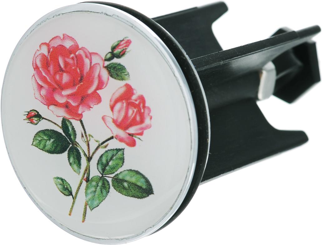 Пробка для раковины Wenko Rose, диаметр 4 см20730100