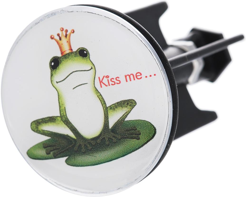 Пробка для раковины Wenko Kiss Me, диаметр 4 см20733100