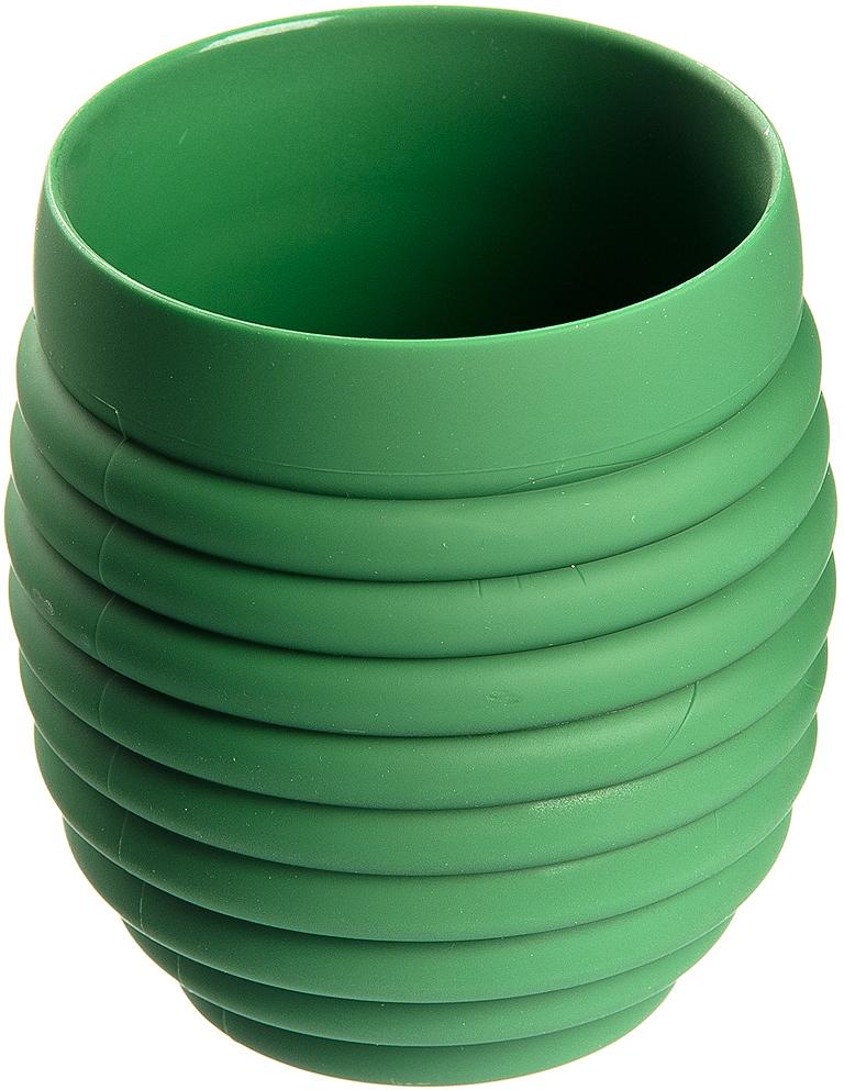 Стакан для ванной Fresh Code Волна, цвет: зеленый, 350 мл обувь для дома date code a06 2015