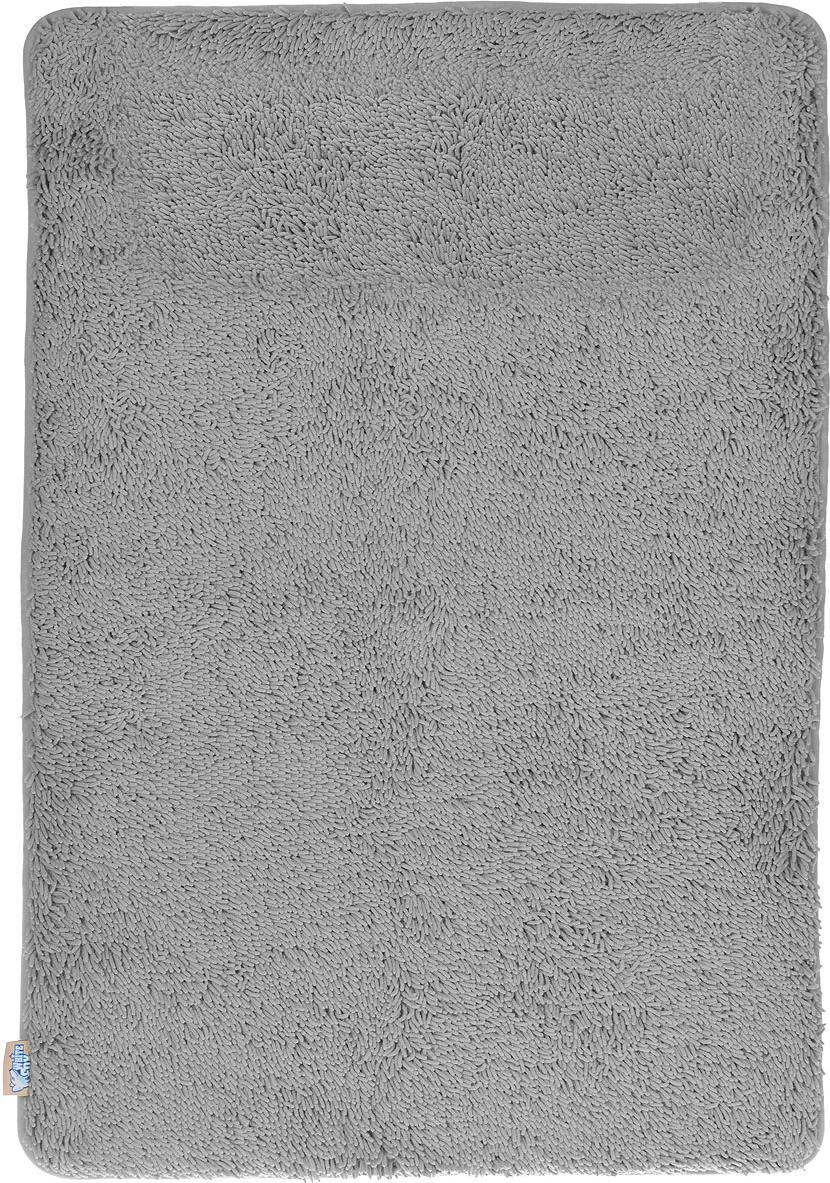 Коврик для ванной White Fox Relax, цвет: серый, 60 х 90 смWBCH10-290Коврик для ванной White Fox Relax с ворсом подарит настоящий комфорт до и после принятия водных процедур. Коврик состоит из трех слоев: - верхний флисовый слой прекрасно дышит, благодаря чему коврик быстро высыхает; - основной слой выполнен из специального вспененного материала, который точно повторяет рельеф стопы, создает комфорт и полностью восстанавливает первоначальную форму; - нижний резиновый слой препятствует скольжению коврика на влажном полу.Коврик White Fox Relax с ворсом равномерно распределяет нагрузку на всю поверхность стопы, снимая напряжение и усталость в ногах. Рекомендации по уходу: - можно стирать в стиральной машине при +30°C; - не отбеливать; - не гладить; - можно подвергать химчистке; - деликатные отжим и сушка.Высота ворса: 1,3 см.