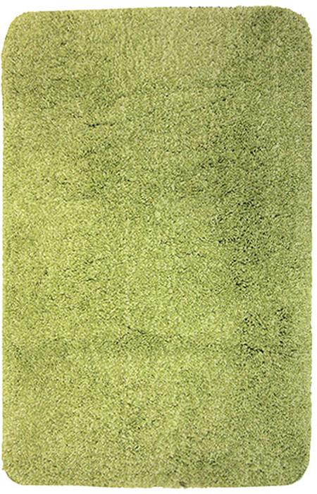 "Коврик для ванной комнаты ""Gobi"", цвет: зеленый чай, 60 х 90 см, Spirella"