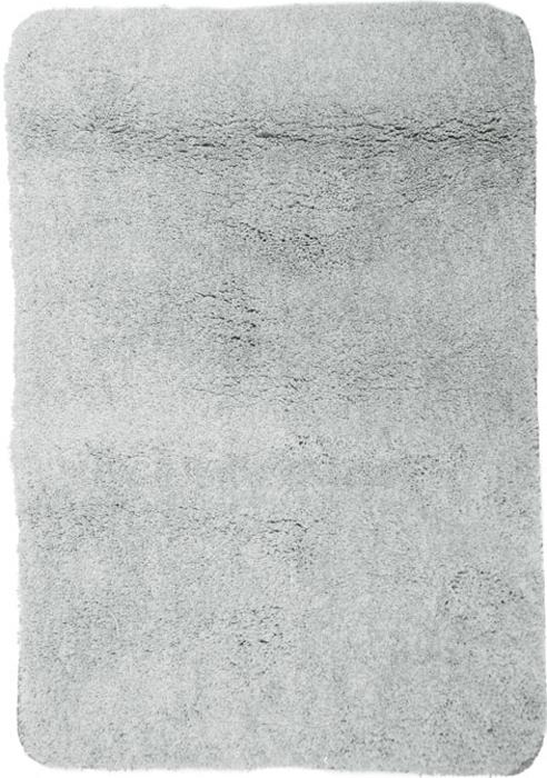 Коврик для ванной комнаты Gobi, цвет: светло-серый, 60 х 90 см