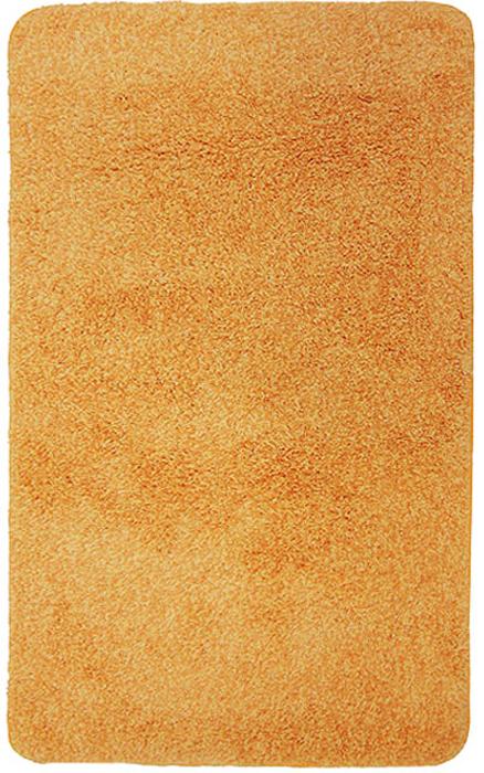 Коврик для ванной комнаты Gobi, цвет: оранжевый, 60 х 90 см1012531Коврик для ванной комнаты Gobi оранжевого цвета выполнен из полиэстера высокого качества. Прорезиненная основа коврика позволяет использовать его во влажных помещениях, предотвращает скольжение коврика по гладкой поверхности, а также обеспечивает надежную фиксацию ворса. Коврик добавит тепла и уюта в ваш дом. Характеристики: Материал: 100% полиэстер. Цвет:оранжевый. Размер:60 см х 90 см. Производитель: Швейцария. Изготовитель: Китай. Артикул:1012531.