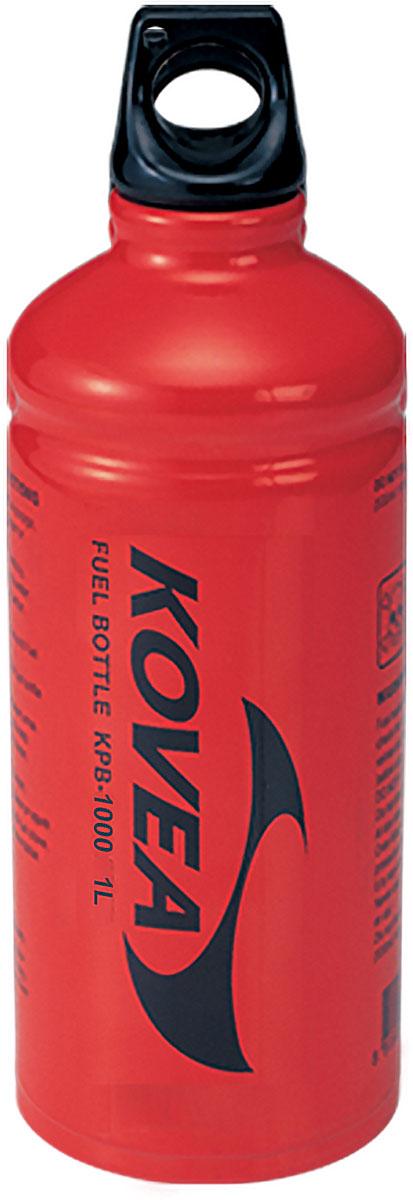 Фляга для топлива Kovea, цвет: красный, 1 л цена и фото