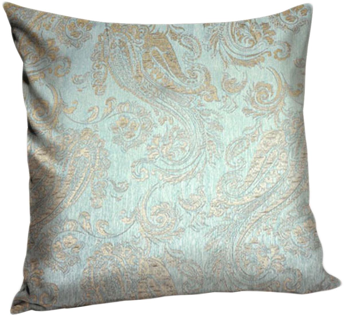 """Декоративная подушка """"Аладора"""" прекрасно дополнит интерьер спальни или гостиной.  Чехол подушки выполнен из двухстороннего жаккарда. Внутри находится мягкий  наполнитель. Чехол легко снимается благодаря потайной молнии."""