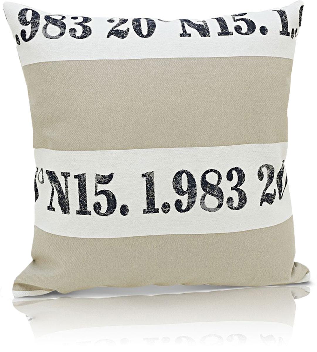 """Декоративная подушка """"Лофт"""" прекрасно дополнит интерьер спальни или гостиной. Чехол  подушки выполнен из жаккардовой ткани. Внутри находится мягкий наполнитель. Чехол  легко снимается  благодаря потайной молнии."""