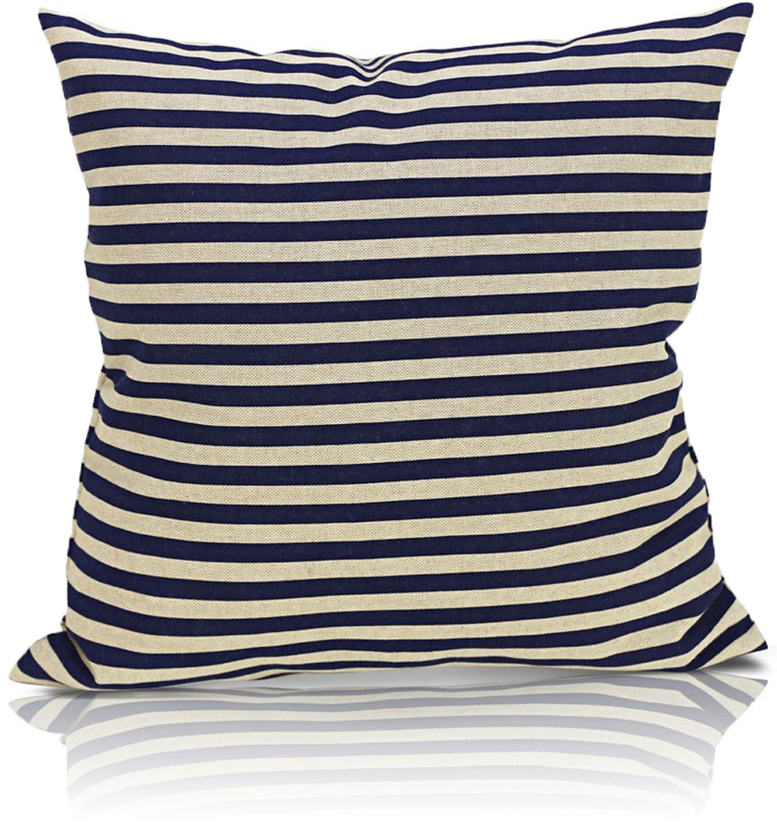 """Декоративная подушка """"Мурено"""" прекрасно дополнит интерьер спальни или гостиной.  Чехол  подушки выполнен из лонеты. Внутри находится мягкий наполнитель. Чехол  легко снимается  благодаря потайной молнии."""