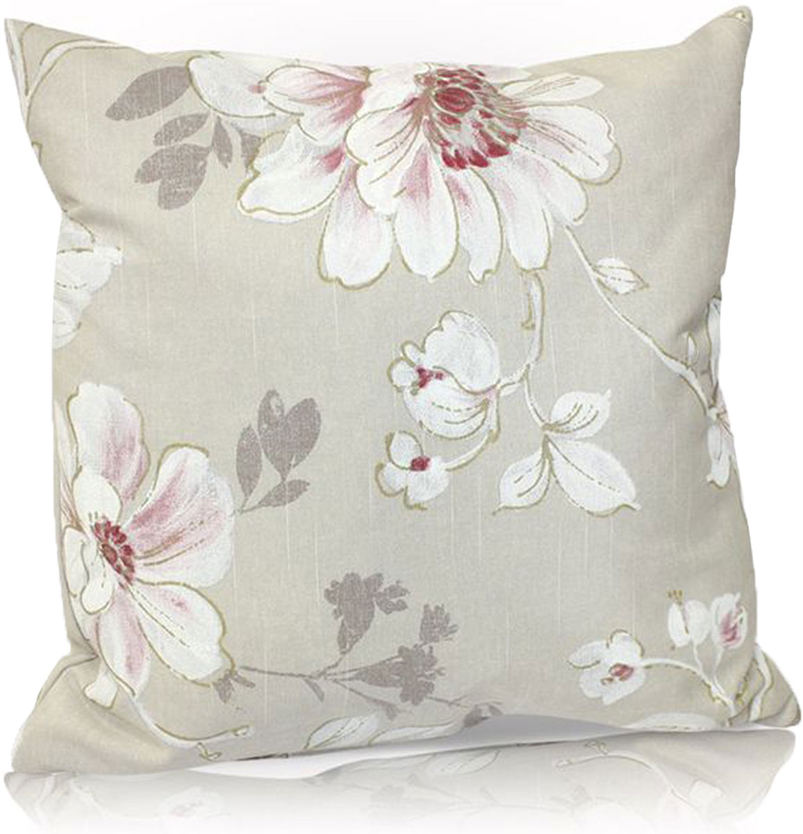 Подушка декоративная KauffOrt Сара, цвет: мультиколор, 40 х 40 см подушка 40 40 см мосальский текстиль цвет мультиколор