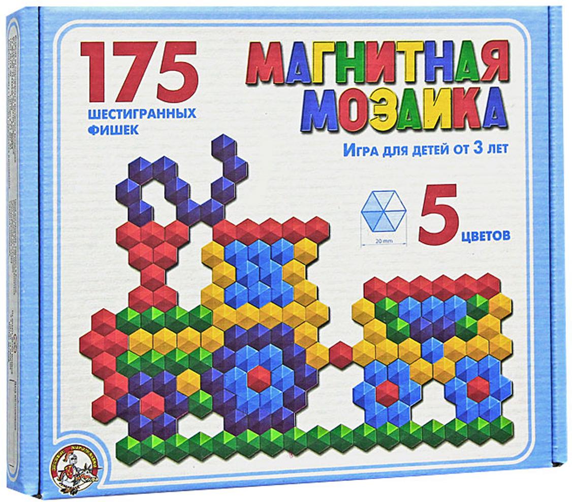 Мозаика магнитная, 175 шт