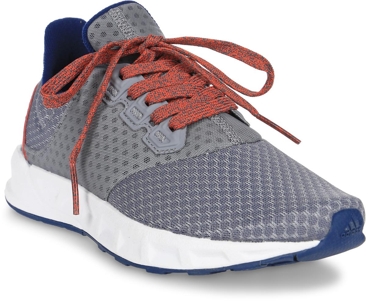 Кроссовки для мальчика adidas Falcon Elite 5 XJ, цвет: серый. BB3011. Размер 37,5BB3011Эти мягкие и удобные кроссовки от Adidas помогут юному бегуну преодолеть финишную прямую. Амортизация cloudfoam смягчает каждый шаг. Верх из крупной сетки для максимальной вентиляции. Поддерживающий каркас в средней части стопы для надежной посадки. Удобная текстильная подкладка и функциональная стелька EcoOrthoLite® с антимикробным покрытием гарантируют комфорт и уют. Промежуточная подошва cloudfoam для поглощения ударных нагрузок и комфортной посадки без разнашивания. Цепкая резиновая подошва обеспечивает идеальное сцепление с любыми поверхностями. Стильные кроссовки займут достойное место в гардеробе вашего ребенка.