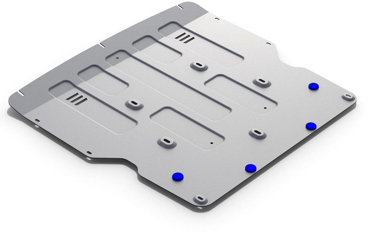Защита картера  Rival , для Porsche Panamera 2016-н.в., алюминий 4 мм - Тюнинг и защита - Защита внешних частей