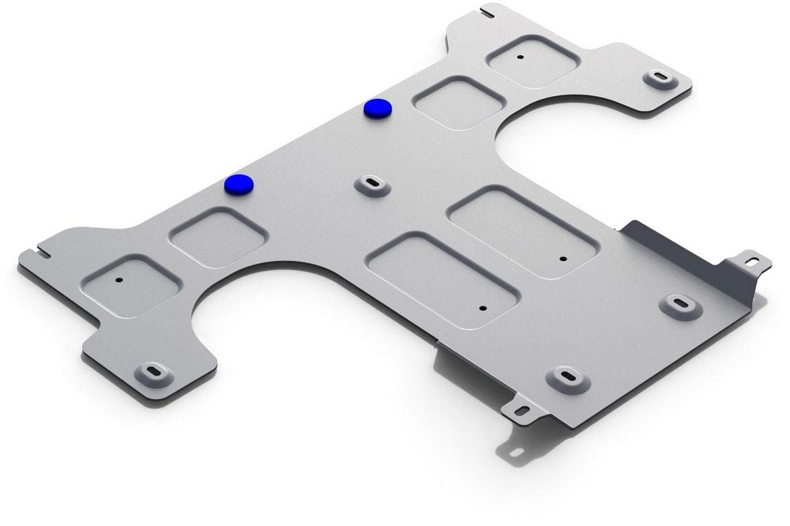 Защита КПП Rival, для Porsche Panamera 2016-н.в., алюминий 4 мм333.4611.1Защита КПП для Porsche Panamera V - 2.9 (330л.с.); 2.9 (440л.с.); 4.0 (550л.с.) 2016-н.в., алюминий 4 мм, крепеж в комплекте, 333.4611.1Алюминиевые защиты Rival надежно защищают днище вашего автомобиля от повреждений, например при наезде на бордюры, а также выполняют эстетическую функцию при установке на высокие автомобили.- Толщина алюминиевых защит в 2 раза толще стальных, а вес при этом меньше до 30%.- Отлично отводит тепло от двигателя своей поверхностью, что спасает двигатель от перегрева в летний период или при высоких нагрузках.- В отличие от стальных, алюминиевые защиты не поддаются коррозии, что гарантирует срок службы защит более 5 лет.- Покрываются порошковой краской, что надолго сохраняет первоначальный вид новой защиты и защищает от гальванической коррозии.- Глубокий штамп дополнительно усиливает конструкцию защиты.- Подштамповка в местах крепления защищает крепеж от срезания.- Технологические отверстия там, где они необходимы для смены масла и слива воды, оборудованные заглушками, надежно закрепленными на защите.- Помимо основной функции защиты от удара, конструкция так же существенно снижает попадание в моторный отсек влаги и грязи.В комплекте инструкция по установке.Уважаемые клиенты!Обращаем ваше внимание, на тот факт, что защита имеет форму, соответствующую модели данного автомобиля. Наличие глубокого штампа и лючков для смены фильтров/масла предусмотрено не на всех защитах. Фото служит для визуального восприятия товара.