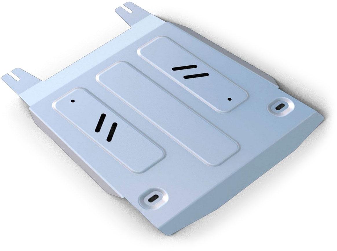 Защита РК Rival, для Toyota Hilux 2015-н.в., алюминий 6 мм333.5712.1/6Защита РК для Toyota Hilux V - 2.4d; 2.8d 4WD 2015-н.в., алюминий 6 мм, крепеж в комплекте, 333.5712.1/6Алюминиевые защиты Rival надежно защищают днище вашего автомобиля от повреждений, например при наезде на бордюры, а также выполняют эстетическую функцию при установке на высокие автомобили.- Толщина алюминиевых защит в 2 раза толще стальных, а вес при этом меньше до 30%.- Отлично отводит тепло от двигателя своей поверхностью, что спасает двигатель от перегрева в летний период или при высоких нагрузках.- В отличие от стальных, алюминиевые защиты не поддаются коррозии, что гарантирует срок службы защит более 5 лет.- Покрываются порошковой краской, что надолго сохраняет первоначальный вид новой защиты и защищает от гальванической коррозии.- Глубокий штамп дополнительно усиливает конструкцию защиты.- Подштамповка в местах крепления защищает крепеж от срезания.- Технологические отверстия там, где они необходимы для смены масла и слива воды, оборудованные заглушками, надежно закрепленными на защите.- Помимо основной функции защиты от удара, конструкция так же существенно снижает попадание в моторный отсек влаги и грязи.В комплекте инструкция по установке.Уважаемые клиенты!Обращаем ваше внимание, на тот факт, что защита имеет форму, соответствующую модели данного автомобиля. Наличие глубокого штампа и лючков для смены фильтров/масла предусмотрено не на всех защитах. Фото служит для визуального восприятия товара.