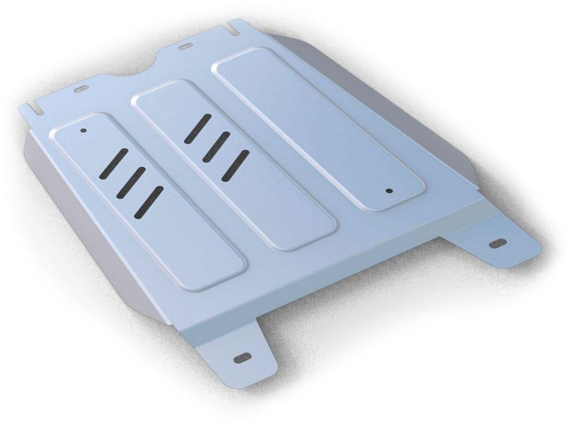Защита КПП Rival, для Toyota Hilux 2015-н.в., алюминий 6 мм333.5711.1/6Защита КПП для Toyota Hilux V - 2.4d; 2.8d 4WD 2015-н.в., алюминий 6 мм, крепеж в комплекте, 333.5711.1/6Алюминиевые защиты Rival надежно защищают днище вашего автомобиля от повреждений, например при наезде на бордюры, а также выполняют эстетическую функцию при установке на высокие автомобили.- Толщина алюминиевых защит в 2 раза толще стальных, а вес при этом меньше до 30%.- Отлично отводит тепло от двигателя своей поверхностью, что спасает двигатель от перегрева в летний период или при высоких нагрузках.- В отличие от стальных, алюминиевые защиты не поддаются коррозии, что гарантирует срок службы защит более 5 лет.- Покрываются порошковой краской, что надолго сохраняет первоначальный вид новой защиты и защищает от гальванической коррозии.- Глубокий штамп дополнительно усиливает конструкцию защиты.- Подштамповка в местах крепления защищает крепеж от срезания.- Технологические отверстия там, где они необходимы для смены масла и слива воды, оборудованные заглушками, надежно закрепленными на защите.- Помимо основной функции защиты от удара, конструкция так же существенно снижает попадание в моторный отсек влаги и грязи.В комплекте инструкция по установке.Уважаемые клиенты!Обращаем ваше внимание, на тот факт, что защита имеет форму, соответствующую модели данного автомобиля. Наличие глубокого штампа и лючков для смены фильтров/масла предусмотрено не на всех защитах. Фото служит для визуального восприятия товара.