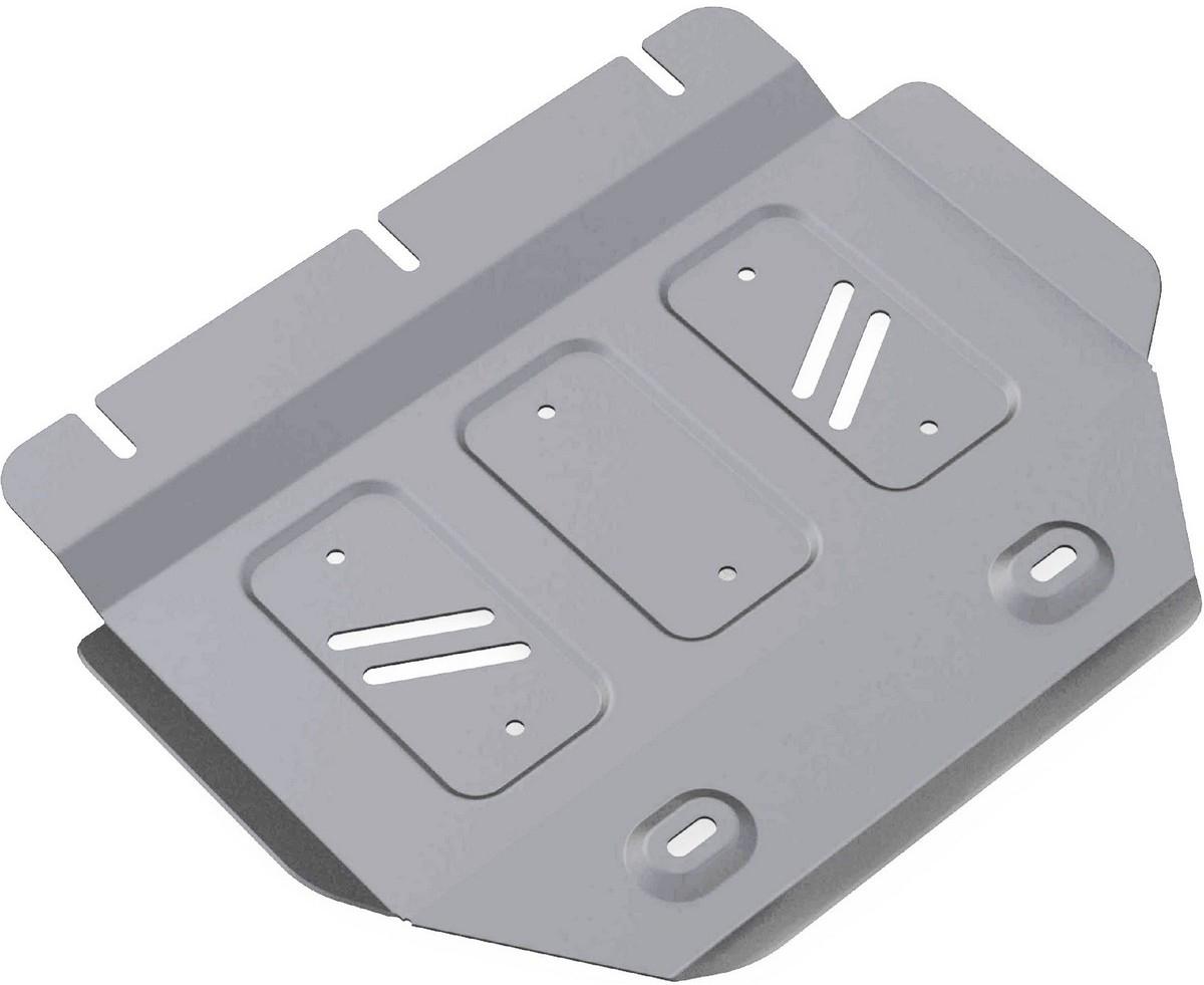 Защита РК Rival, для Mitsubishi L200 2006-2015/Mitsubishi Pajero Sport 2008-2016, алюминий 6 мм333.4035.1/6Защита РК для Mitsubishi L200 V - все 2006-2015/Mitsubishi Pajero Sport V - все 2008-2016, алюминий 6 мм, крепеж в комплекте, 333.4035.1/6Алюминиевые защиты Rival надежно защищают днище вашего автомобиля от повреждений, например при наезде на бордюры, а также выполняют эстетическую функцию при установке на высокие автомобили.- Толщина алюминиевых защит в 2 раза толще стальных, а вес при этом меньше до 30%.- Отлично отводит тепло от двигателя своей поверхностью, что спасает двигатель от перегрева в летний период или при высоких нагрузках.- В отличие от стальных, алюминиевые защиты не поддаются коррозии, что гарантирует срок службы защит более 5 лет.- Покрываются порошковой краской, что надолго сохраняет первоначальный вид новой защиты и защищает от гальванической коррозии.- Глубокий штамп дополнительно усиливает конструкцию защиты.- Подштамповка в местах крепления защищает крепеж от срезания.- Технологические отверстия там, где они необходимы для смены масла и слива воды, оборудованные заглушками, надежно закрепленными на защите.- Помимо основной функции защиты от удара, конструкция так же существенно снижает попадание в моторный отсек влаги и грязи.В комплекте инструкция по установке.Уважаемые клиенты!Обращаем ваше внимание, на тот факт, что защита имеет форму, соответствующую модели данного автомобиля. Наличие глубокого штампа и лючков для смены фильтров/масла предусмотрено не на всех защитах. Фото служит для визуального восприятия товара.
