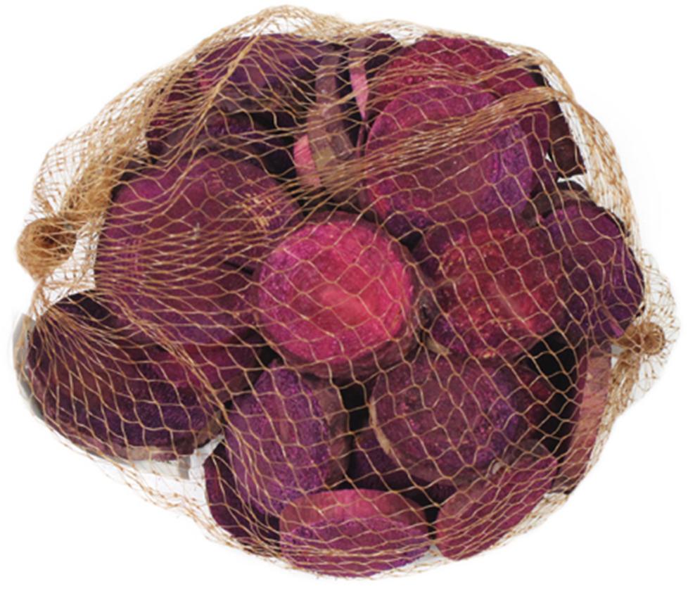 Декоративные элементы Dongjiang Art Срез ветки, цвет: фиолетовый, 250 г7708976_фиолетовыйФлористика - вид декоративно-прикладного искусства, который использует живые, засушенные или консервированные природные материалы для создания флористических работ. Декоративные элементы изготовлены из природного материала и предназначены для украшения цветочных композиций. Изделие можно также использовать в технике скрапбукинг и многом другом.Толщина: 0,7 см.