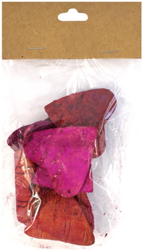 """Декоративные элементы Dongjiang Art """"Сердце"""", цвет: розовый, длина 5 см, 10 шт"""