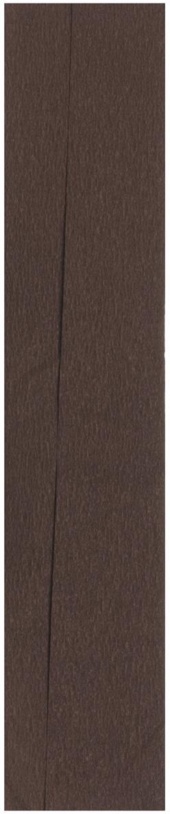Бумага креповая Folia, цвет: шоколадный (15), 50 см x 2,5 м7704392_15Бумага креповая Folia - прекрасный материал для декорирования, украшения интерьера, изготовления искусственных цветов, эффектной упаковки и различных поделок. Бумага прекрасно держит форму, отлично крепится и замечательно подходит для изготовления праздничной упаковки для цветов.