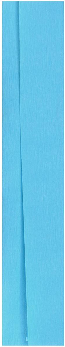 Бумага креповая Folia, цвет: голубой (20), 50 см x 2,5 м7704392_20Бумага креповая Folia - прекрасный материал для декорирования, украшения интерьера, изготовления искусственных цветов, эффектной упаковки и различных поделок. Бумага прекрасно держит форму, отлично крепится и замечательно подходит для изготовления праздничной упаковки для цветов.