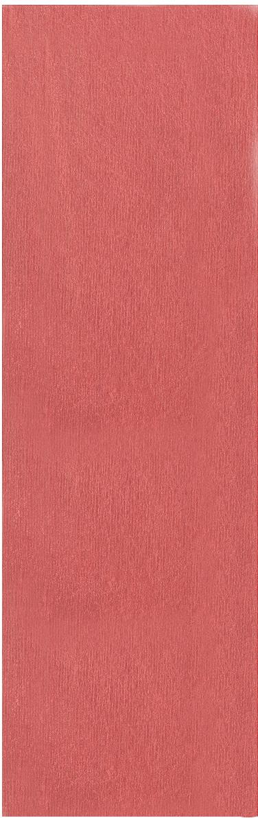 Бумага крепированная Проф-Пресс, металлизированная, цвет: красный, 50 см х 250 смБ-2304Крепированная металлизированная бумага Проф-Пресс - отличный вариант для воплощения творческих идей не только детей, но и взрослых. Она отлично подойдет для упаковки хрупких изделий, при оформлении букетов, создании сложных цветовых композиций, для декорирования и других оформительских работ. Бумага обладает повышенной прочностью и жесткостью, хорошо растягивается, имеет жатую поверхность.Кроме того, металлизированная бумага Проф-Пресс поможет увлечь ребенка, развивая интерес к художественному творчеству, эстетический вкус и восприятие, увеличивая желание делать подарки своими руками, воспитывая самостоятельность и аккуратность в работе. Такая бумага поможет вашему ребенку раскрыть свои таланты.