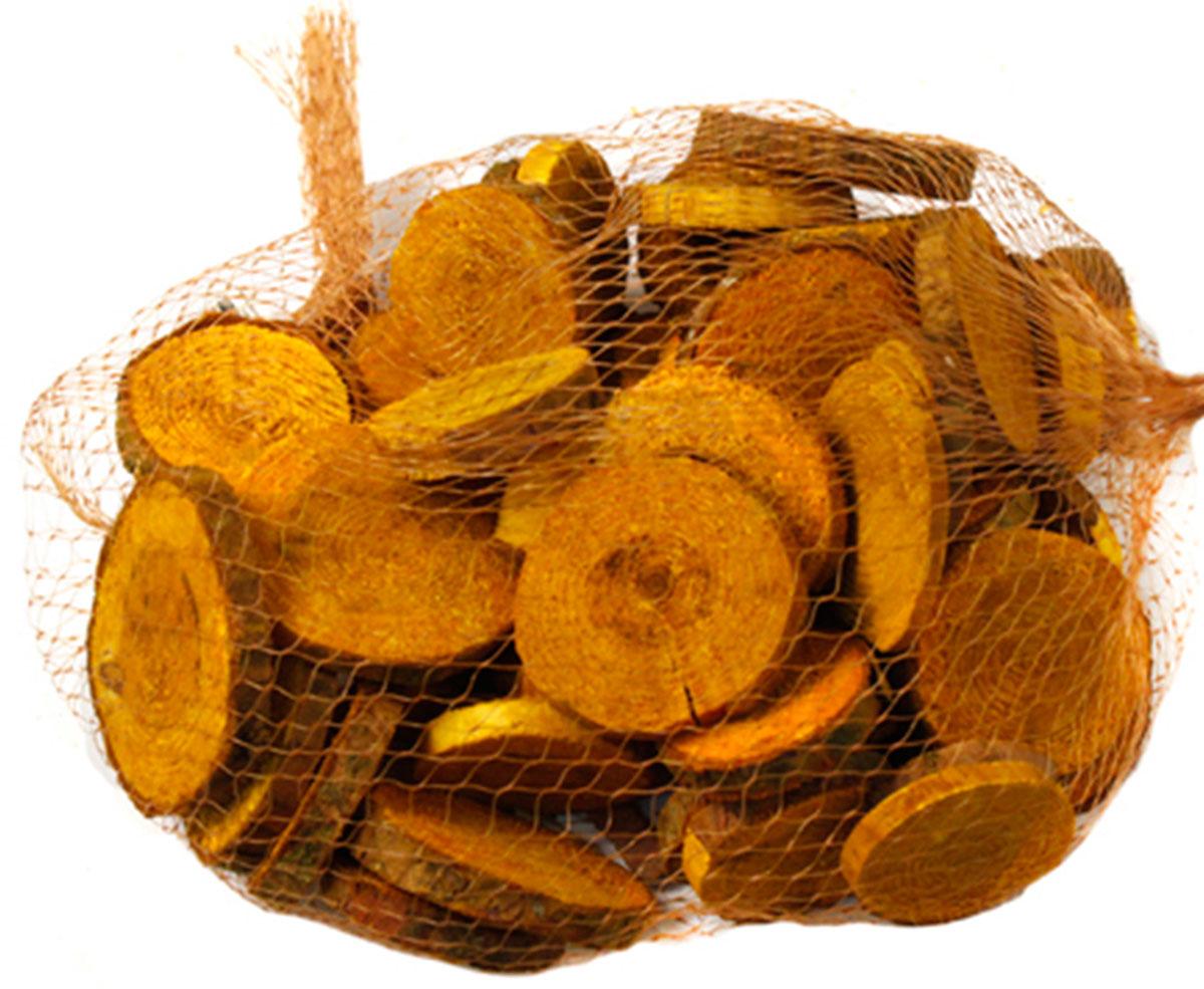 Декоративные элементы Dongjiang Art Срез ветки, цвет: желтый, 250 г7708976_желтыйФлористика - вид декоративно-прикладного искусства, который использует живые, засушенные или консервированные природные материалы для создания флористических работ. Декоративные элементы изготовлены из природного материала и предназначены для украшения цветочных композиций. Изделие можно также использовать в технике скрапбукинг и многом другом.Толщина: 0,7 см.