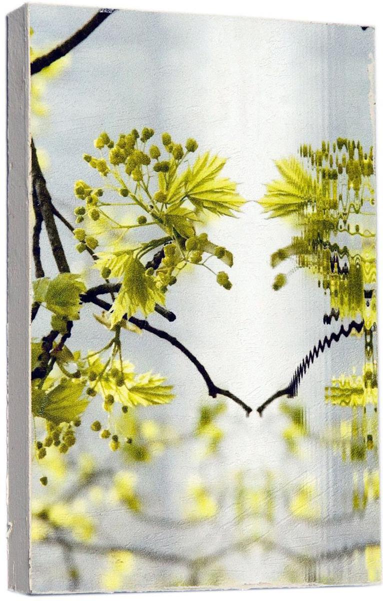 Картина Mister Poster Веточка в воде, 14,5 х 22 см0220-15-22Картина Mister Poster - это высококачественная репродукция на деревянной раме. Лицевая поверхность имитирует штукатурку или натуральный холст, края окрашены вручную специальным декоративным составом.Современные технологии, уникальное оборудование и оригинальные чернила, используемые при изготовлении, делают постер устойчивым к выцветанию, а также гарантируют стойкость к воздействию негативных внешних факторов. Интерьер дома и офиса, в котором находится человек, в значительной степени влияет на его настроение и работоспособность. Правильное оформление интерьера создает благоприятный психологический климат, улучшает настроение и мотивирует. Добавьте «красок» в ваш интерьер и, возможно, в вашу жизнь.