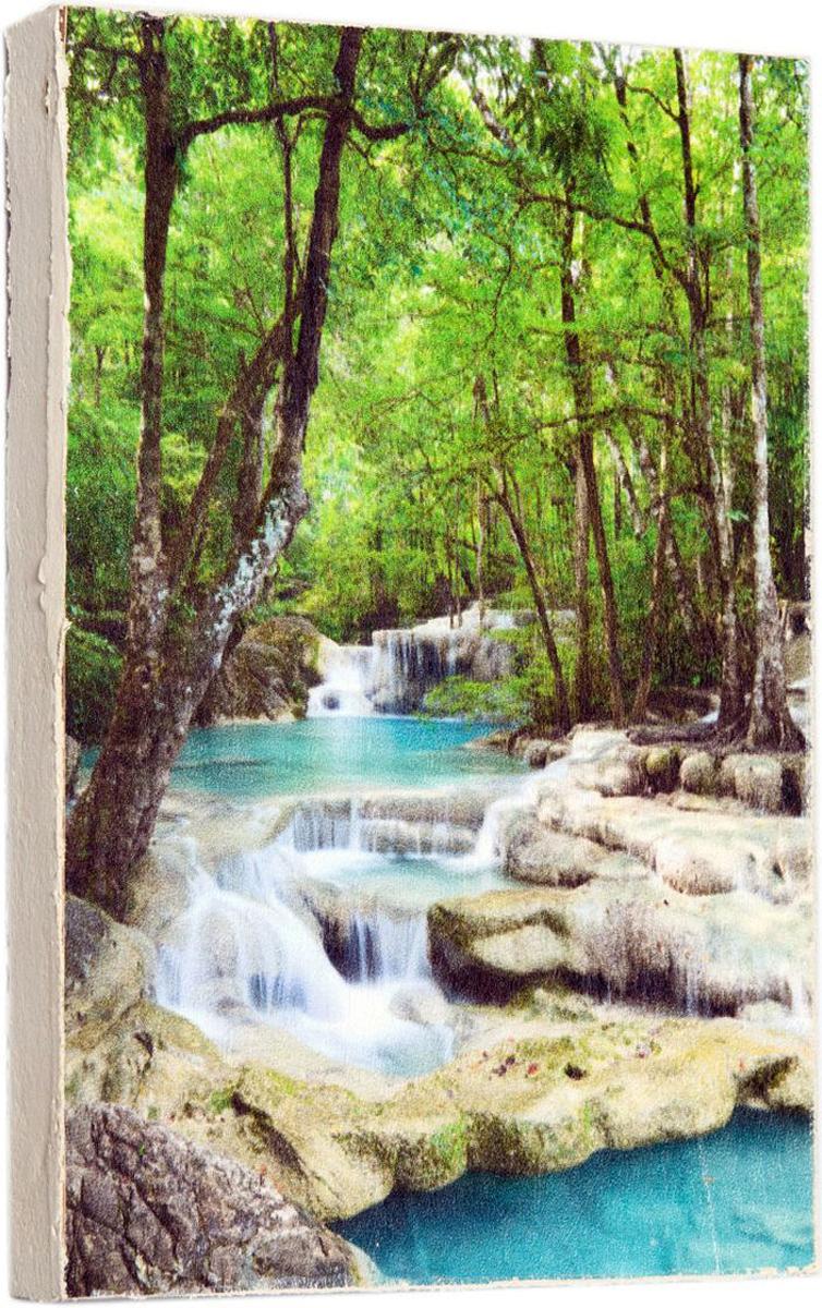 Картина Mister Poster Дикая природа, 14,5 х 22 см0248-15-22Картина Mister Poster - это высококачественная репродукция на деревянной раме. Лицевая поверхность имитирует штукатурку или натуральный холст, края окрашены вручную специальным декоративным составом.Современные технологии, уникальное оборудование и оригинальные чернила, используемые при изготовлении, делают постер устойчивым к выцветанию, а также гарантируют стойкость к воздействию негативных внешних факторов. Интерьер дома и офиса, в котором находится человек, в значительной степени влияет на его настроение и работоспособность. Правильное оформление интерьера создает благоприятный психологический климат, улучшает настроение и мотивирует. Добавьте «красок» в ваш интерьер и, возможно, в вашу жизнь.