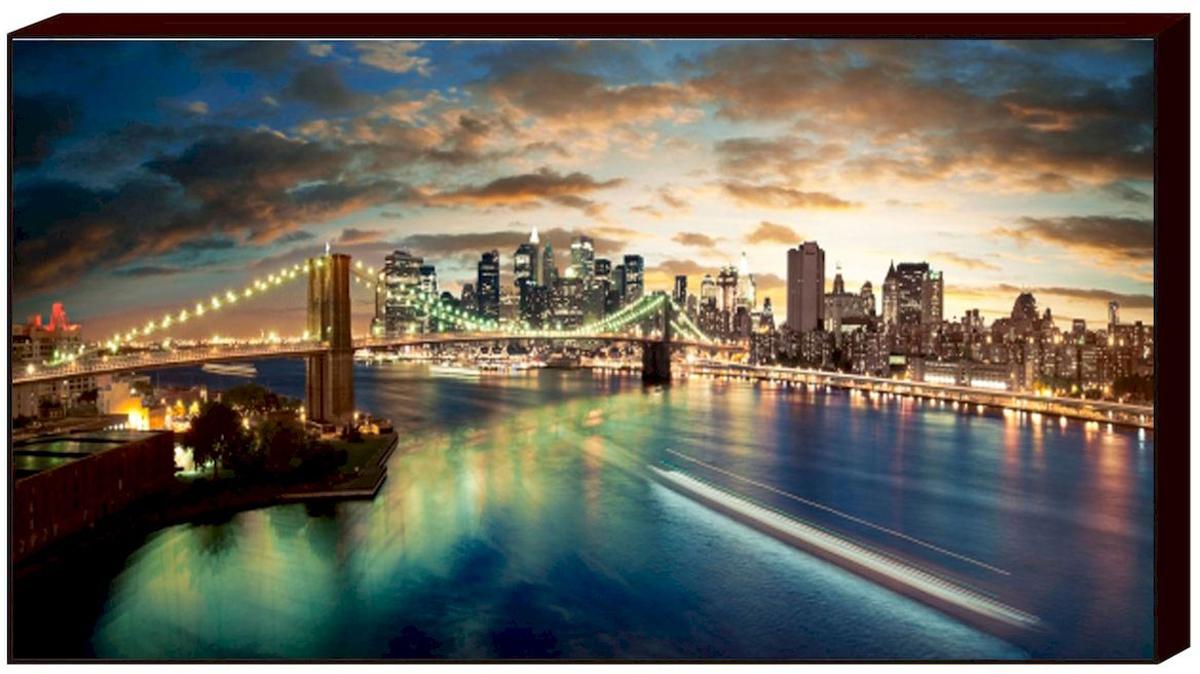 Декобокс Toplight Город, 100 х 50 см. TL-D4026TL-D4026Декобокс Toplight Город выполнен из бумаги и оргалита, рама из МДФ. Современные технологии, уникальное оборудование и цифровая печать, используемые в производстве, делают постер устойчивым к выцветанию и обеспечивают исключительное качество произведений. Благодаря наличию необходимых креплений в комплекте установка не займет много времени. Декобокс - это прекрасная возможность создать яркий акцент при оформлении любого помещения. Картина обязательно привлечет внимание и подарит немало приятных впечатлений своим обладателям. Правила ухода: можно протирать сухой, мягкой тканью.