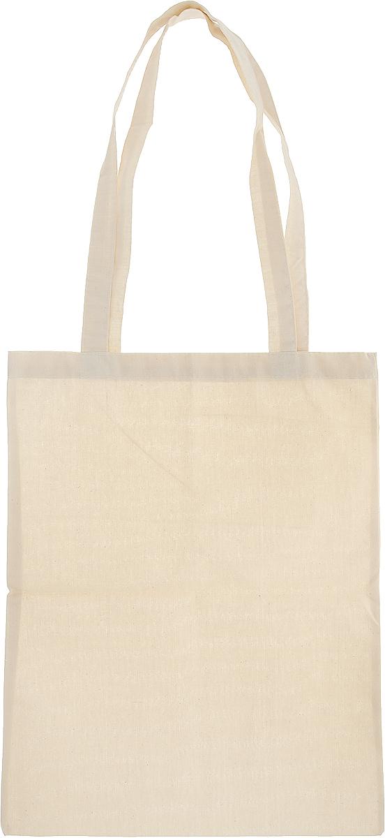 """Хозяйственная сумка """"Промо"""", выполненная из бязи (100% хлопок), идеально подойдет для переноски. Плотный,  износоустойчивый """"дышащий"""" материал прекрасно подойдет для транспортировки продуктов. Умеренно длинные  ручки позволят разместить сумку не только в руках, но и на плече. Плотность ткани: 150 г. кв.м. Объем: 5 л. Длина ручек: 34 см."""