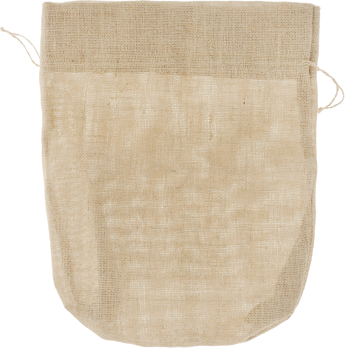 Мешок для подарков Подарок, 5 л18Мешок для подарков выполнен из натурального джутового волокна в классическом стиле. Оригинальная и нестандартная упаковка выделит ваш подарок . Мешок имеет одно отделение, закрывающееся стягивающимся шнуром из натуральной пеньки.Размер мешка: 39 х 33 х 8 см.