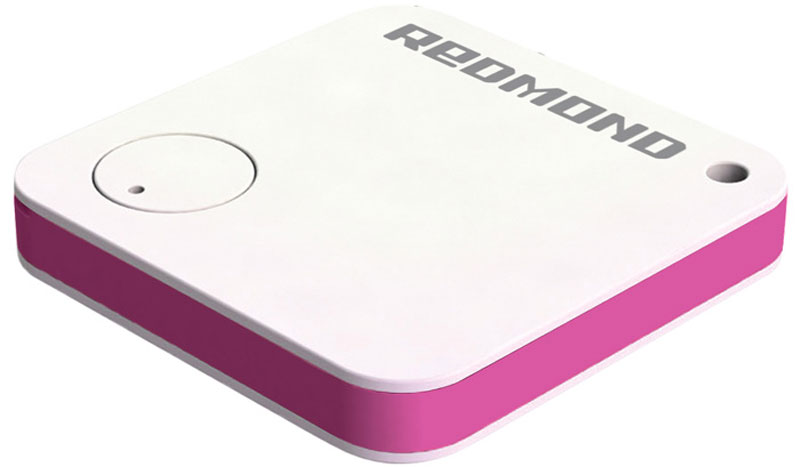 Redmond RFT-08S, White Pink умный трекер - Универсальные пульты управления