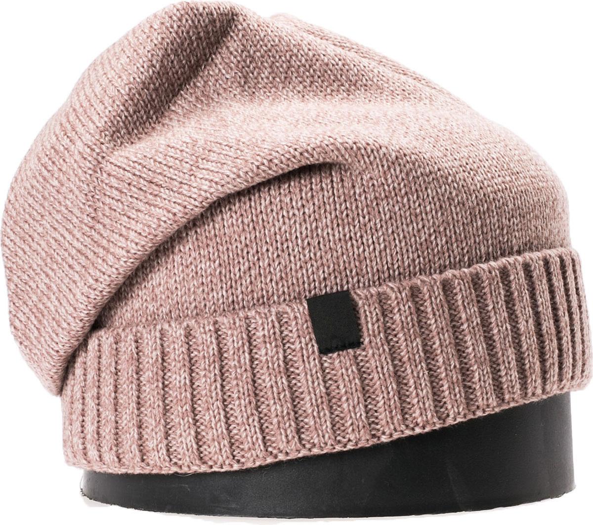Шапка женская Vittorio Richi, цвет: бежевый меланж. NSH150705. Размер 56/58NSH150705Стильная женская шапка Vittorio Richi отлично дополнит ваш образ в холодную погоду. Модель, изготовленная из шерсти с добавлением полиамида, максимально сохраняет тепло и обеспечивает удобную посадку. Шапка дополнена сзади декоративным элементом и сбоку фирменной нашивкой. Привлекательная стильная шапка подчеркнет ваш неповторимый стиль и индивидуальность.