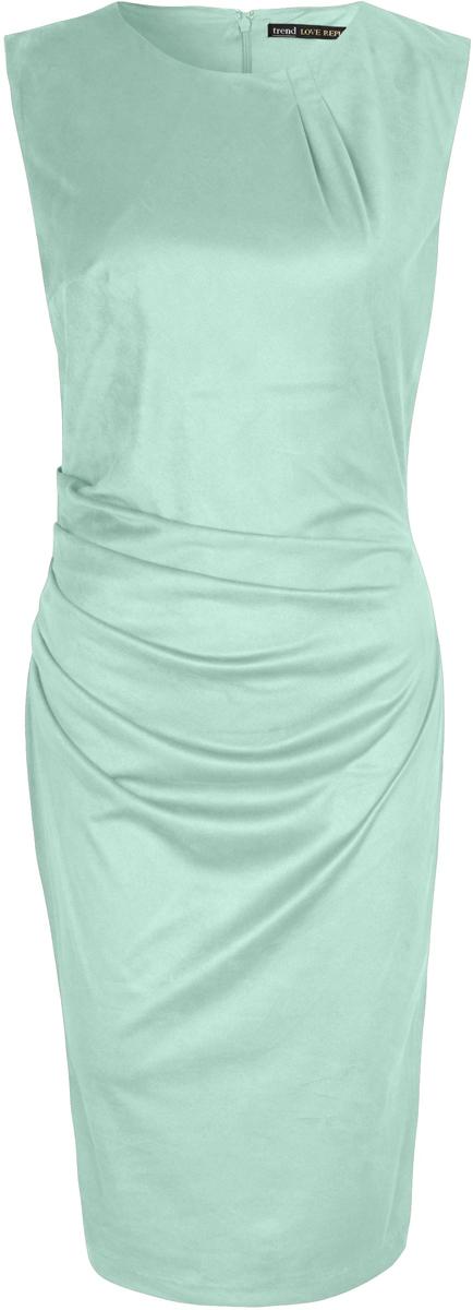 Платье Love Republic, цвет: мятный. 8152106526_19. Размер 40 платье love republic love republic lo022ewxsm74