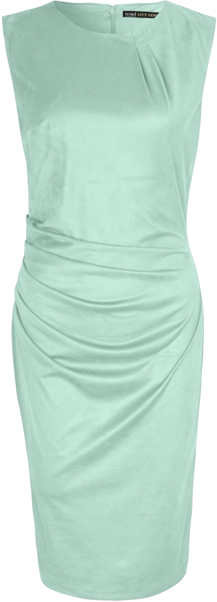Платье Love Republic, цвет: мятный. 8152106526_19. Размер 40 платье love republic love republic lo022ewxse91