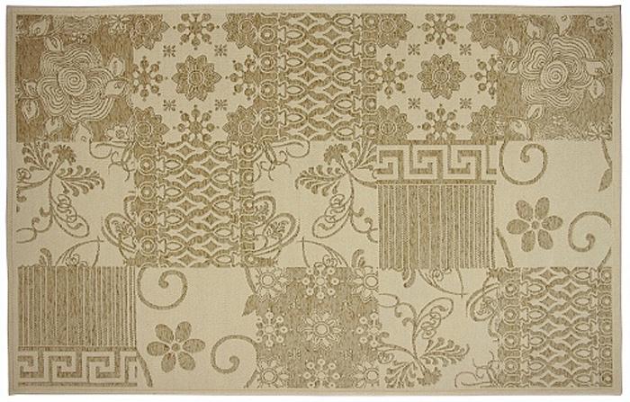 Коврик прикроватный Oriental Weavers Дрим, цвет: оливковый, 80 х 165 см. 5 W коврик прикроватный oriental weavers скай лайн цвет светло серый 80 х 140 см 90 w