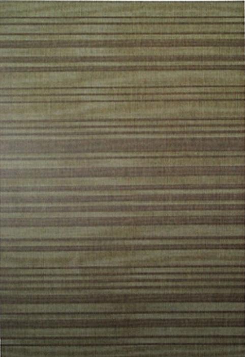 Коврик прикроватный Oriental Weavers Давн, цвет: коричневый, 80 см х 160 см. 824 D