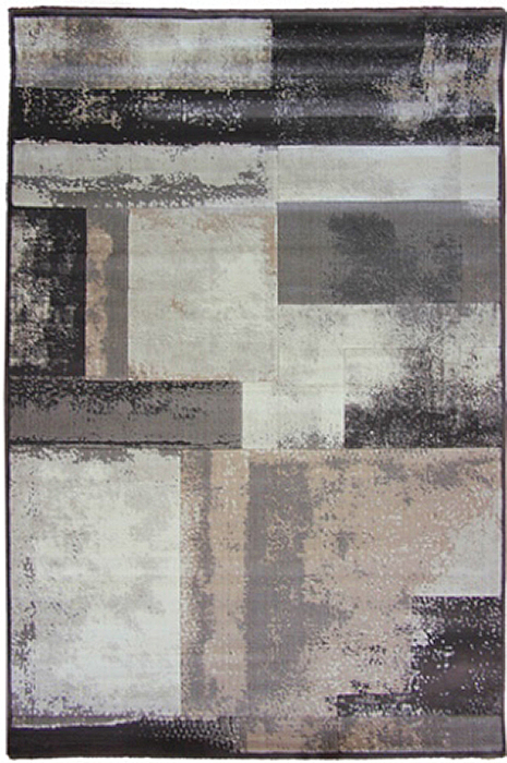 Ковер Oriental Weavers Скай Лайн, цвет: серо-коричневый, 120 х 180 см. 612 Y
